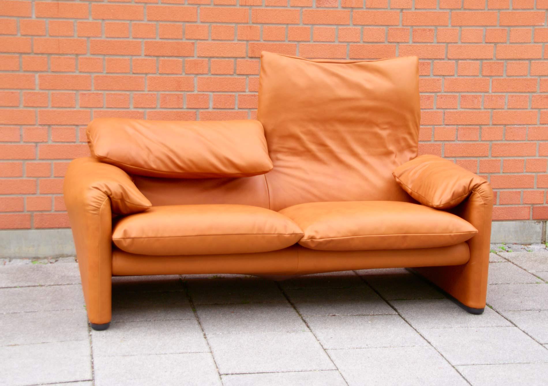 Neu maralunga beziehen sofa Cassina Maralunga,
